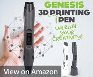 Genesis 3d printing pen review