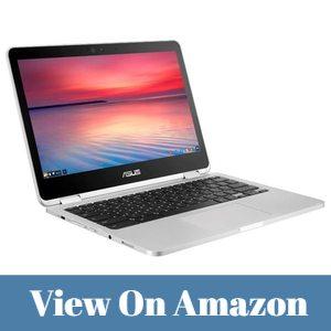 Best flip 2in 1 mini laptop - Asus c302 chromebook