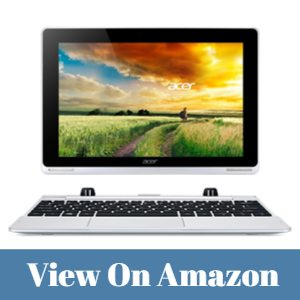 best small laptop - Aces Aspire switch 10