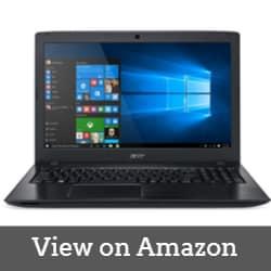 Acer aspire e5 gaming laptop