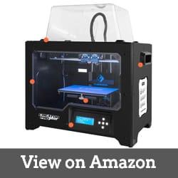 best dual extruder 3d printer under $1000